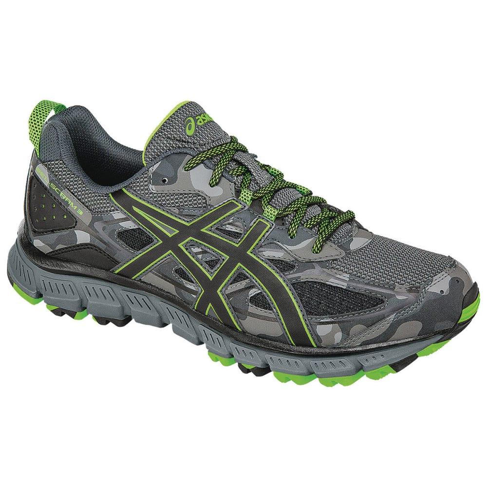 ASICS Men's Gel-Scram 3 Trail Running Shoes - CARBON BLK