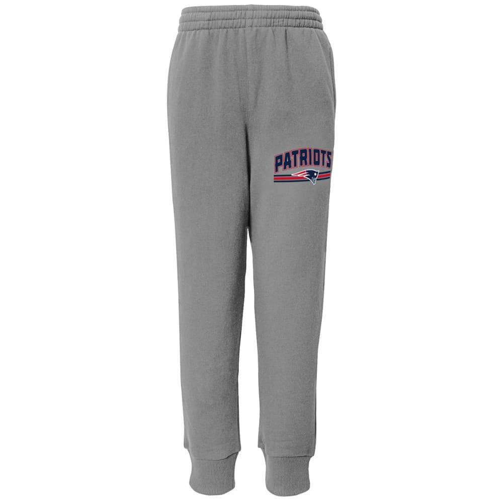 NEW ENGLAND PATRIOTS Boys' Club Cuffed Pants - GREY