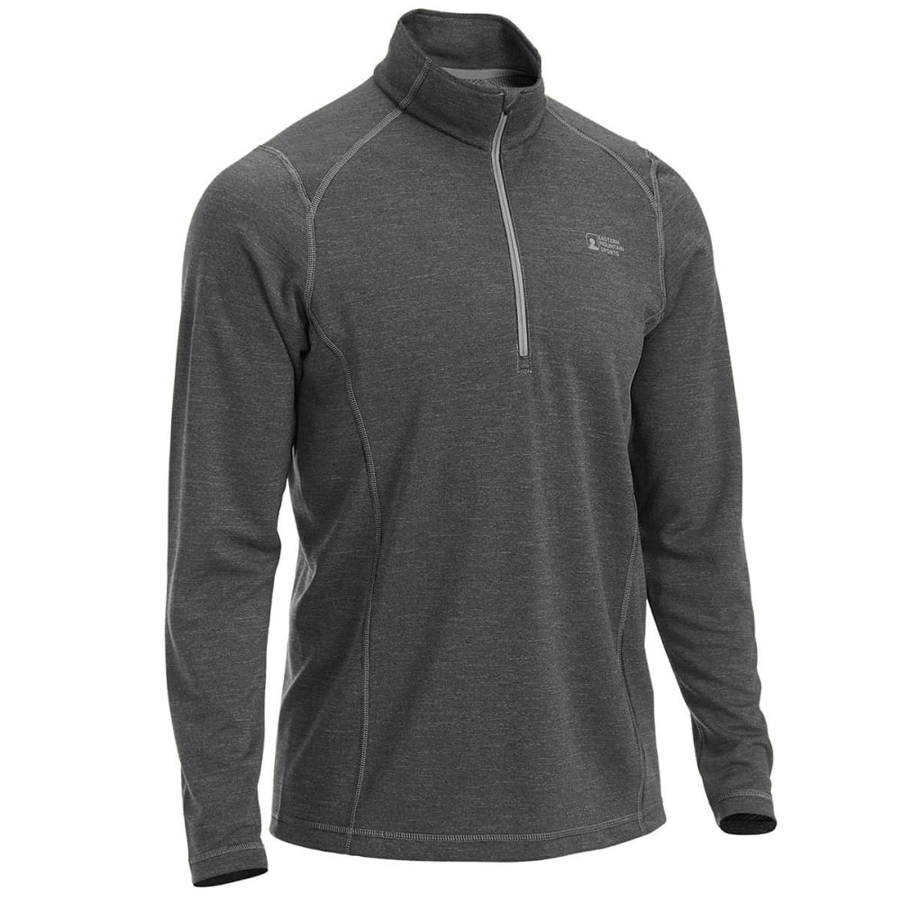 EMS Men's Techwick Dual Thermo Half Zip - FORGED IRON