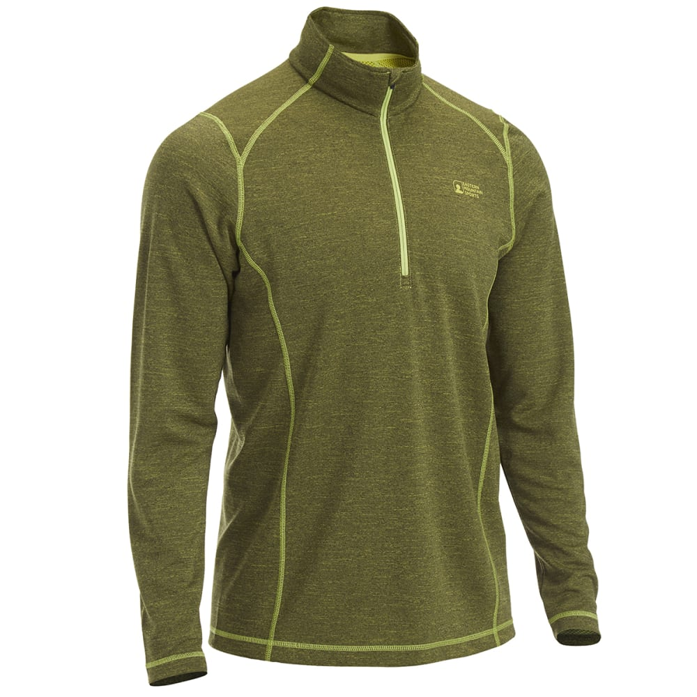 EMS Men's Techwick Dual Thermo Half Zip - ROSIN