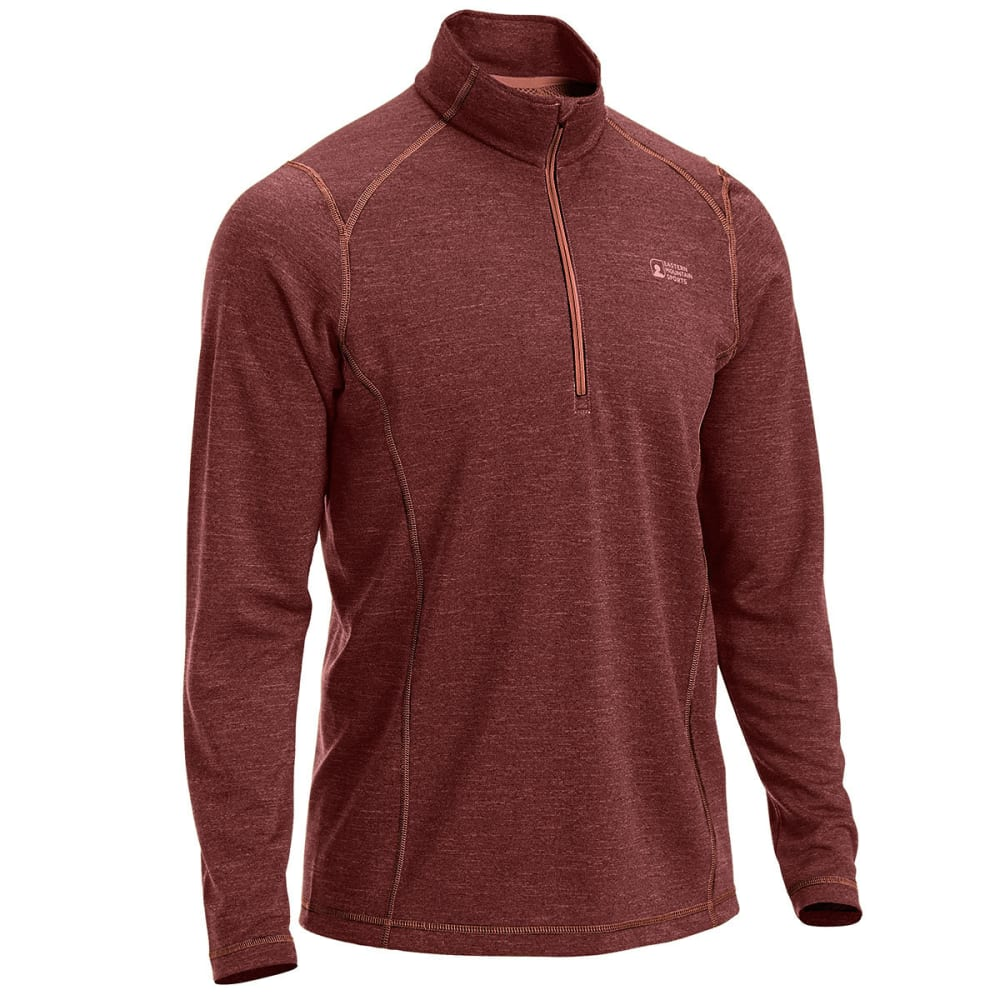 EMS Men's Techwick Dual Thermo Half Zip - ANDORRA