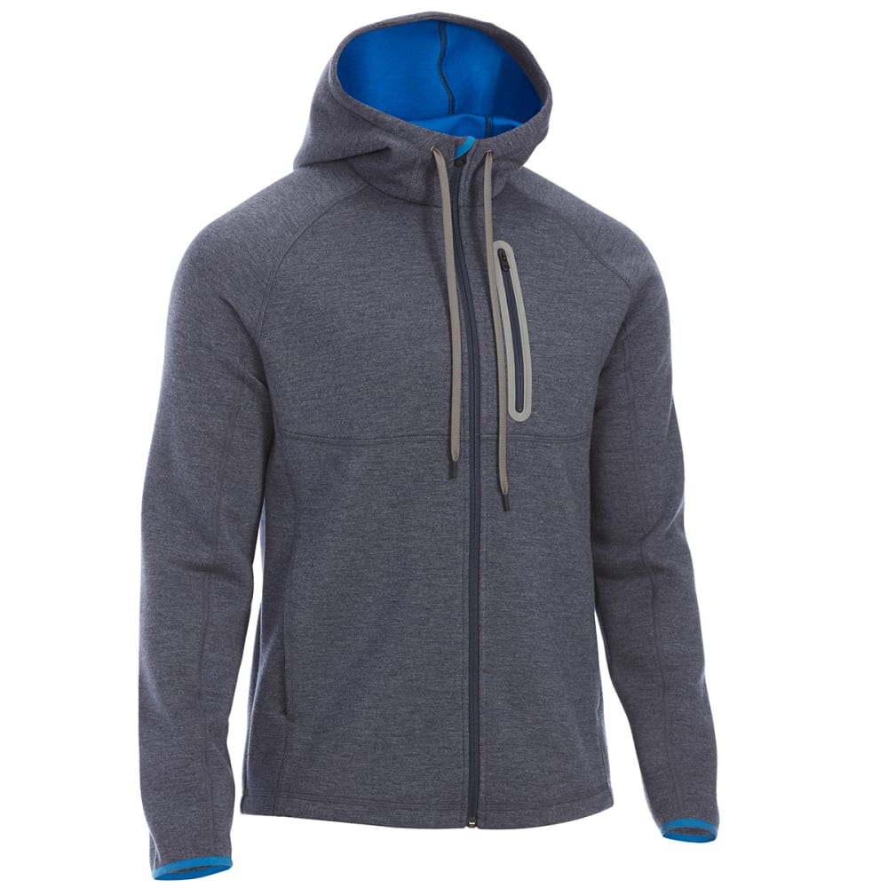 EMS Men's Chinook Bonded Fleece Jacket - NAVY BLAZER