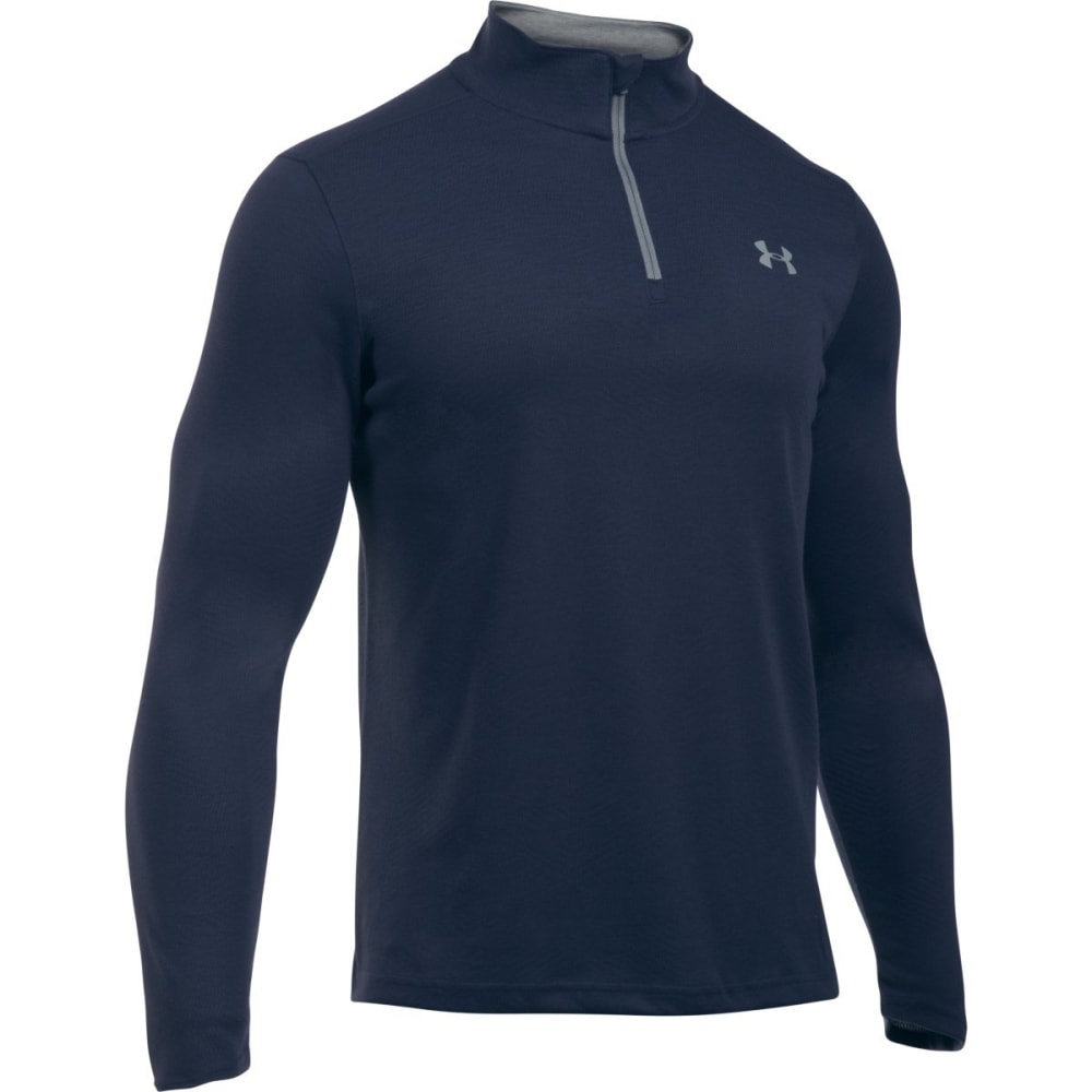 UNDER ARMOUR Men's ColdGear Infrared Lightweight Quarter Zip Pullover S