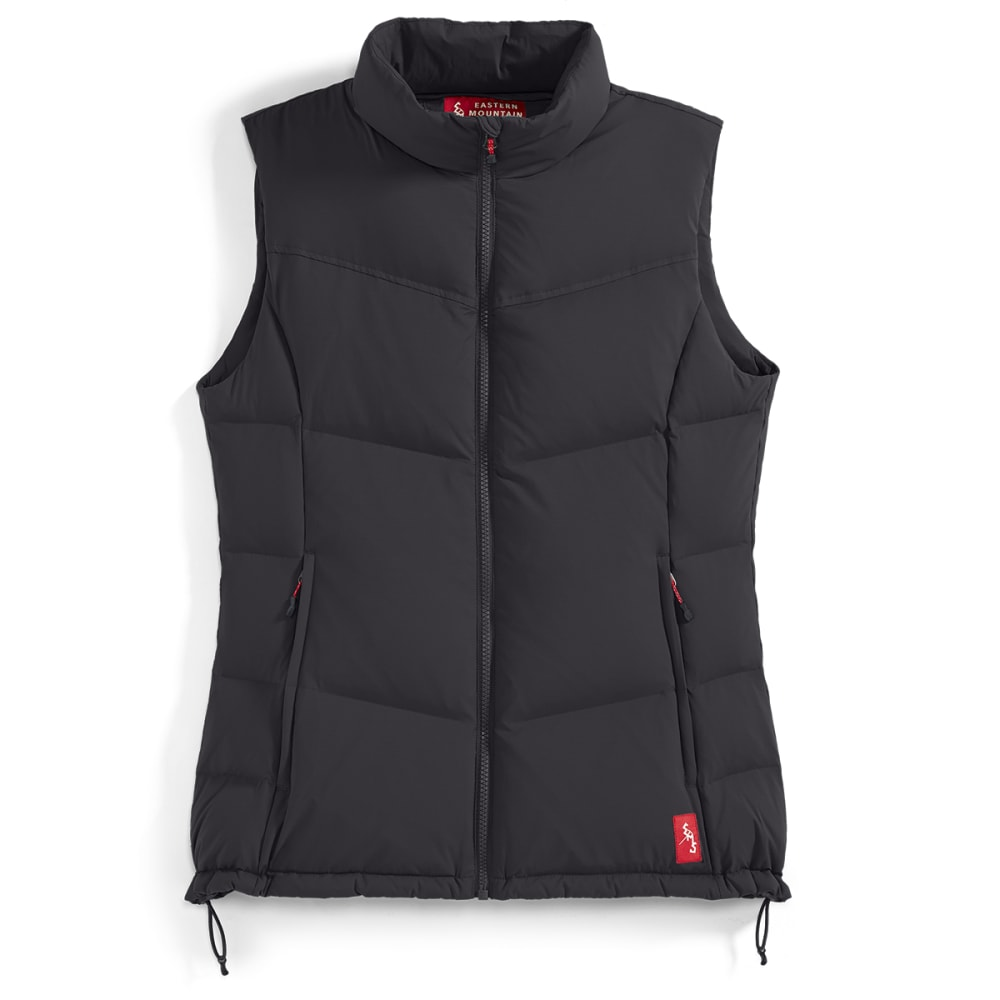 Ems(R) Women's Glacier Down Vest - Black, XS