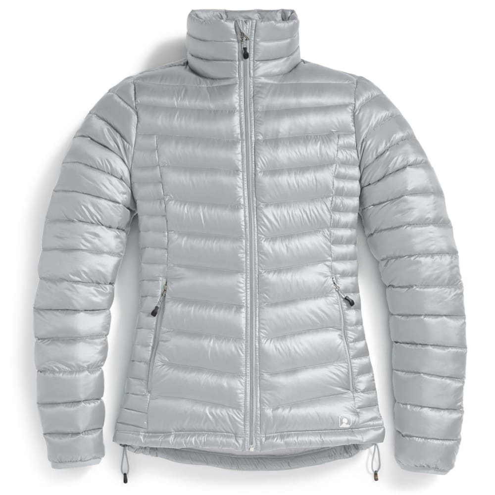 EMS® Women's Feather Pack Jacket - HIGH RISE GRAY