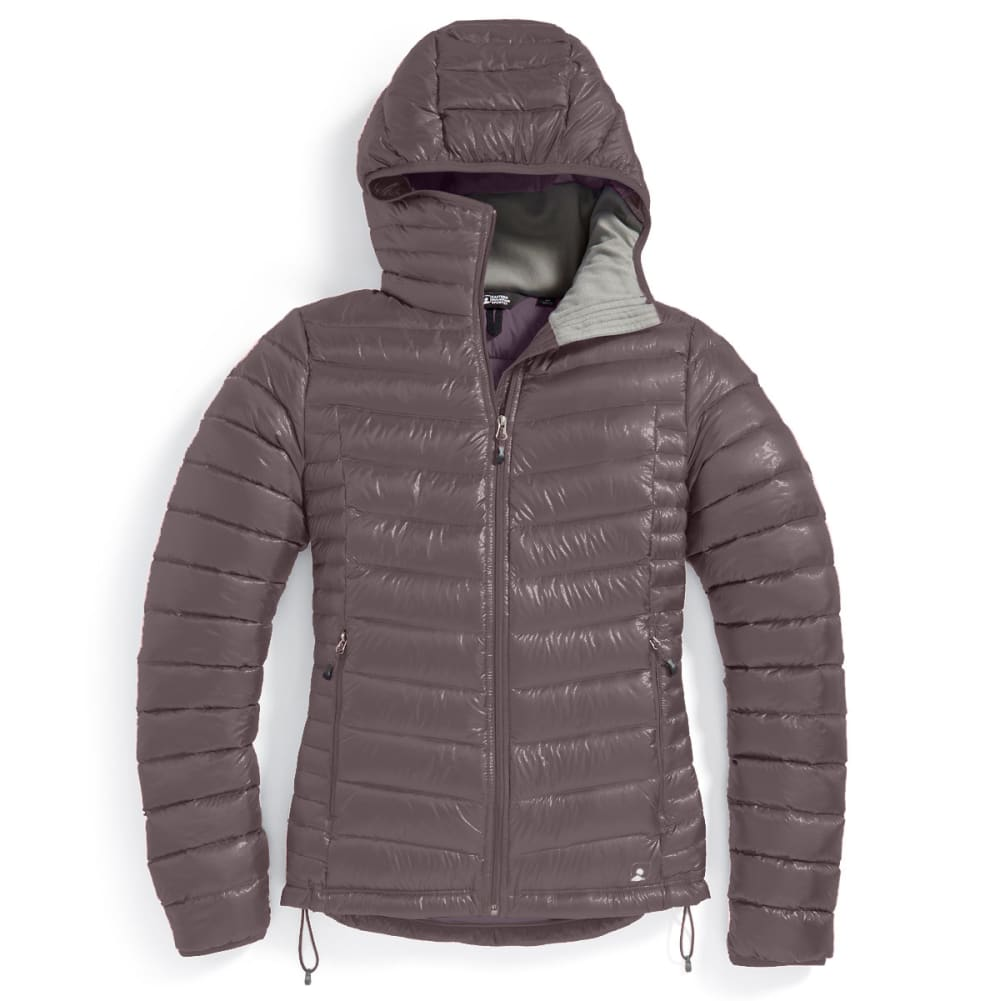 EMS® Women's Feather Pack Hooded Jacket - SPARROW
