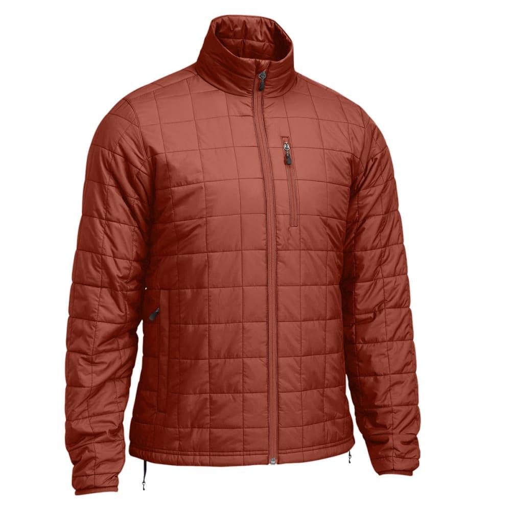 EMS® Men's Prima Pack Insulator Jacket - RUSSET BROWN/SEAL