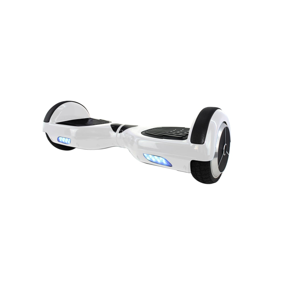 VOLAR Hoverboard Electric Scooter - WHITE