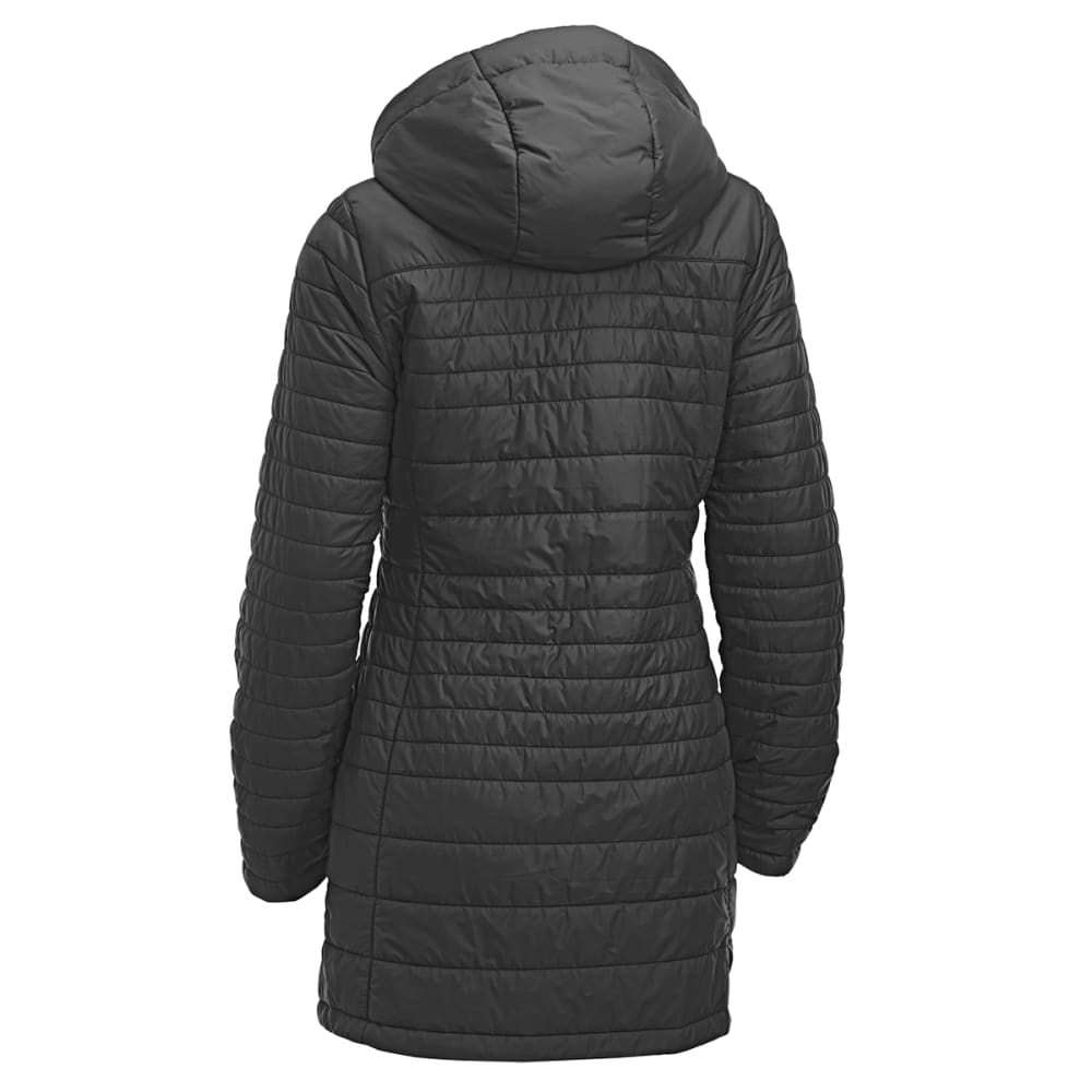 EMS Women's Prima Pack Parka - BLACK