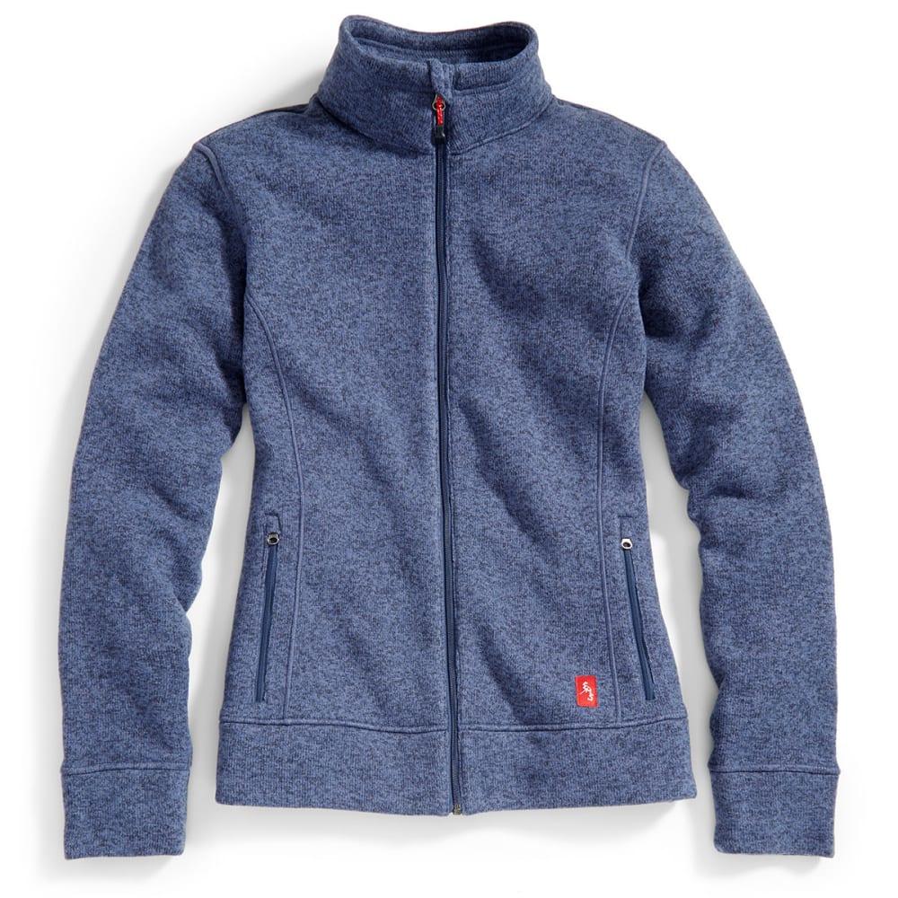 EMS® Women's Roundtrip Full-Zip Jacket - CROWN BLUE HEATHER