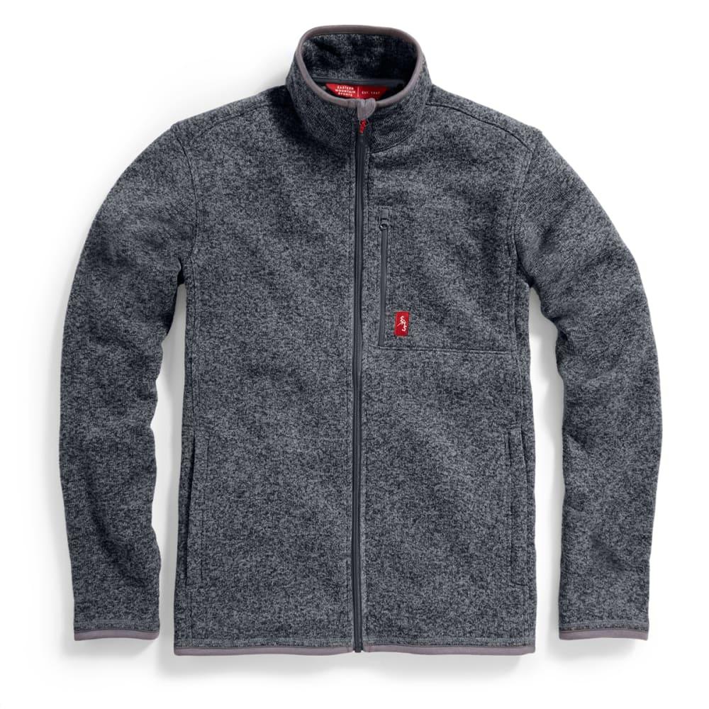 EMS® Men's Roundtrip Full-Zip Sweater - EBONY