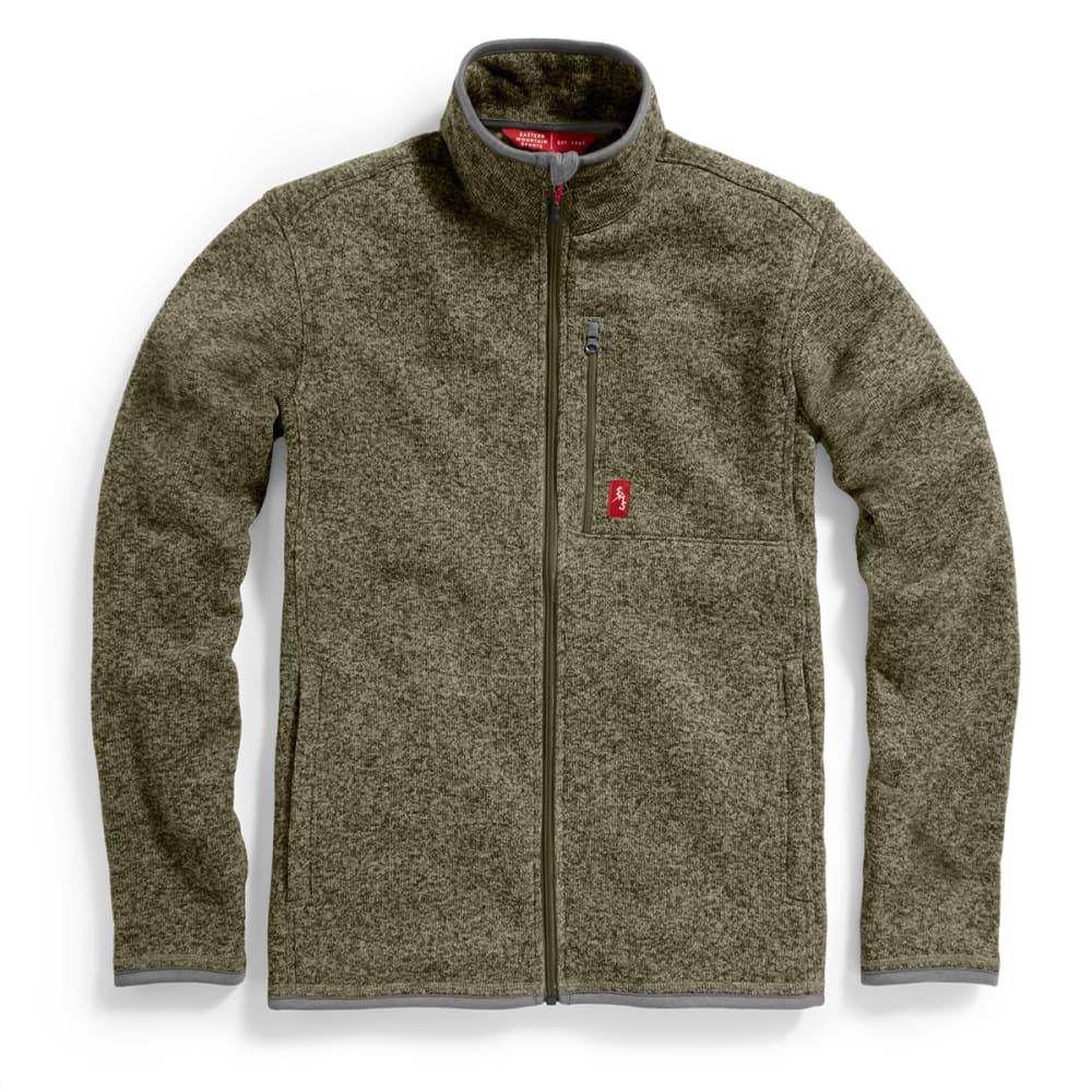 EMS Men's Roundtrip Full-Zip Sweater - FOREST NIGHT