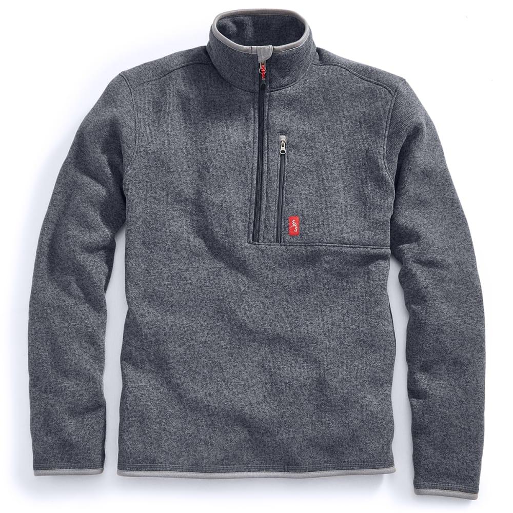 EMS® Men's Roundtrip Pullover - EBONY