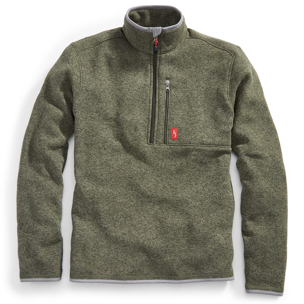 EMS® Men's Roundtrip Pullover - FOREST NIGHT