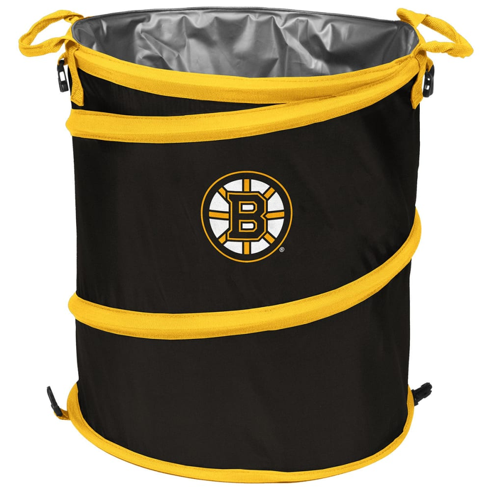 BOSTON BRUINS 3-in-1 Collapsible Cooler - BLACK