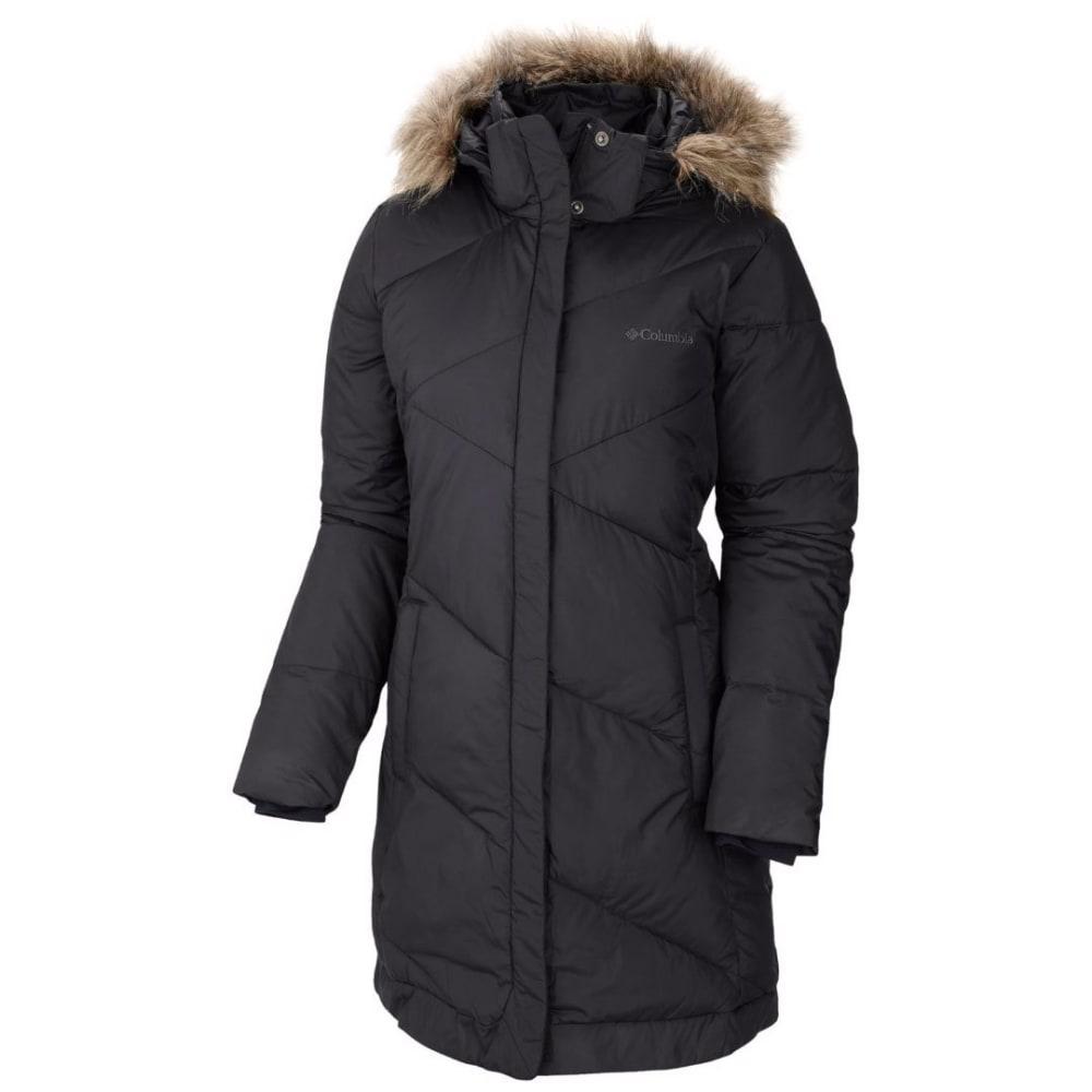 COLUMBIA Women's Snow Eclipse Mid Jacket - 010-BLACK