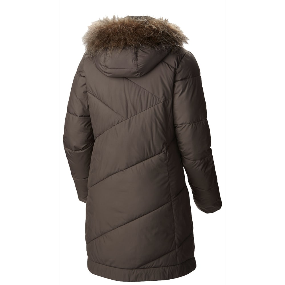 COLUMBIA Women's Snow Eclipse Mid Jacket - 981-MINESHAFT