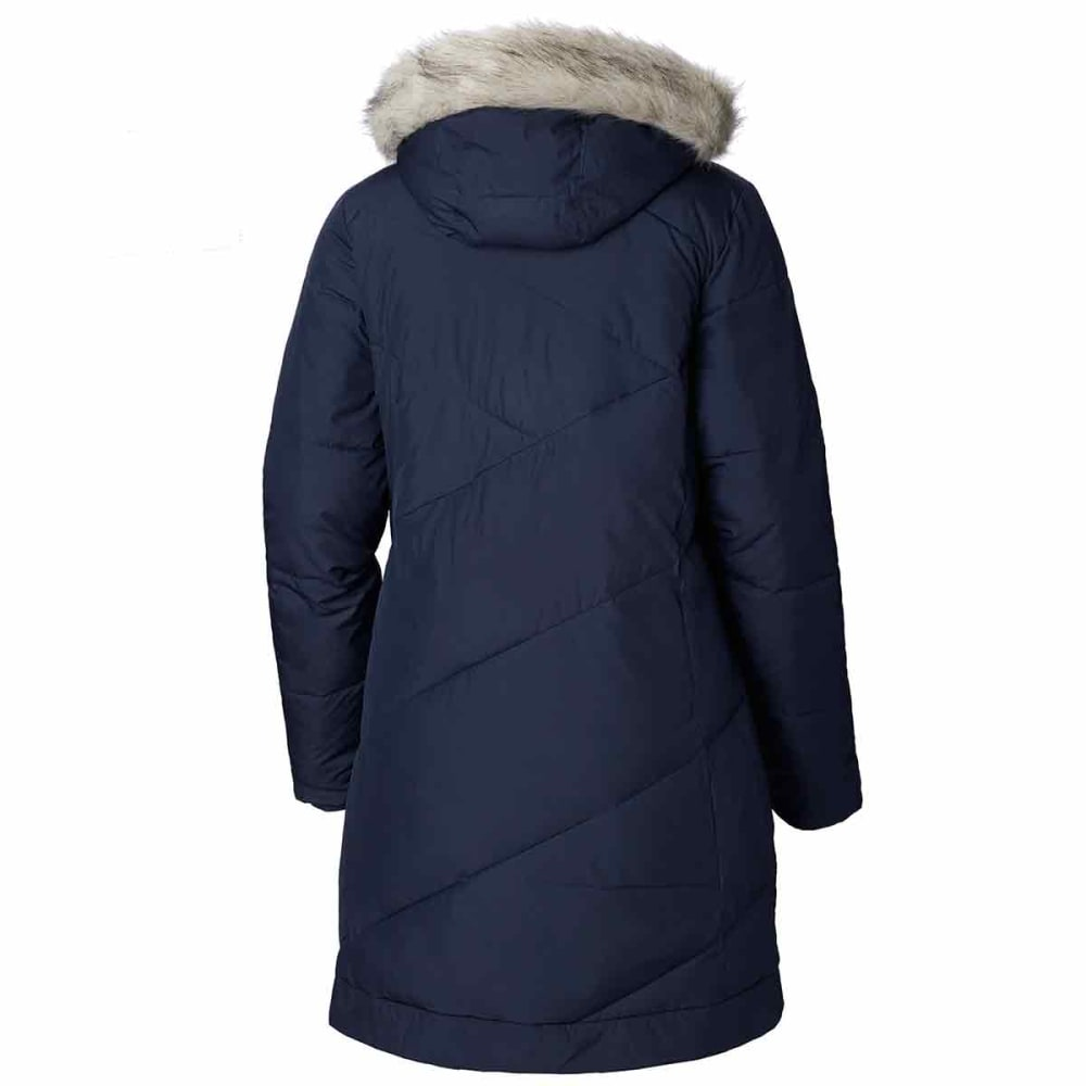 COLUMBIA Women's Snow Eclipse Mid Jacket - NOCTURNAL- 466