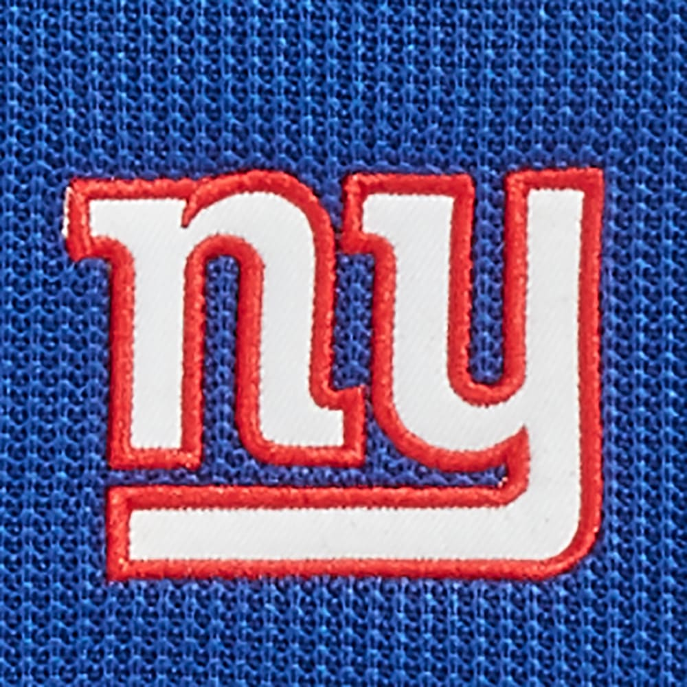 NEW YORK GIANTS Women's Blind Side Full-Zip Jacket - ROYAL BLUE