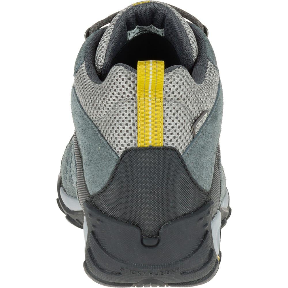 MERRELL Men's Onvoyer Mid Waterproof Hiking Boots - SEDONA/ANTIQUE MOSS