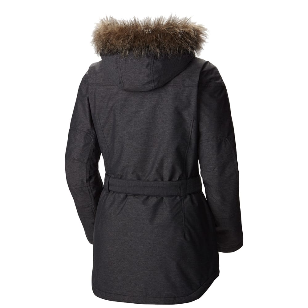 COLUMBIA Women's Carson Pass II Jacket - 012-BLACK