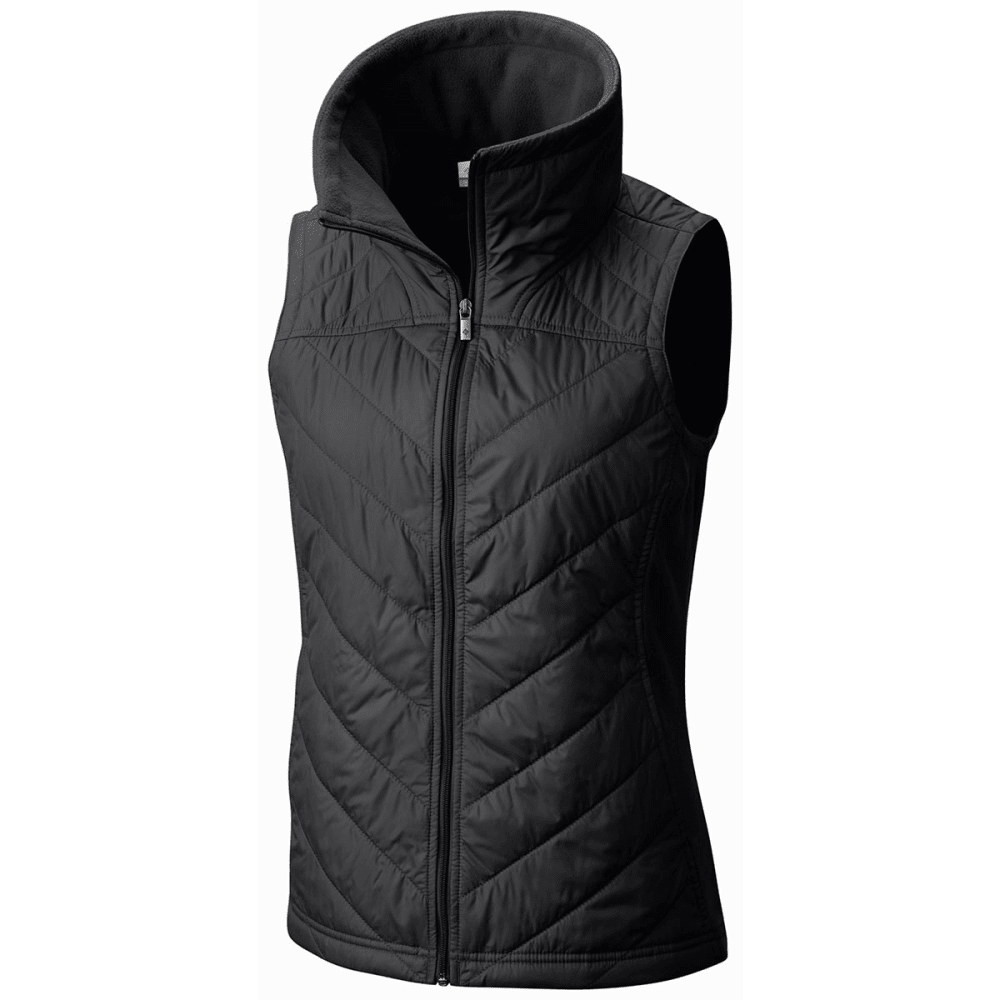 COLUMBIA Women's Mix It Around Vest - 010-BLACK