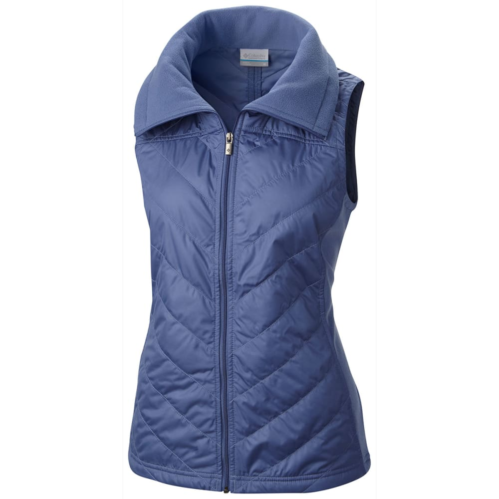 COLUMBIA Women's Mix It Around Vest - -508 BLUEBELL