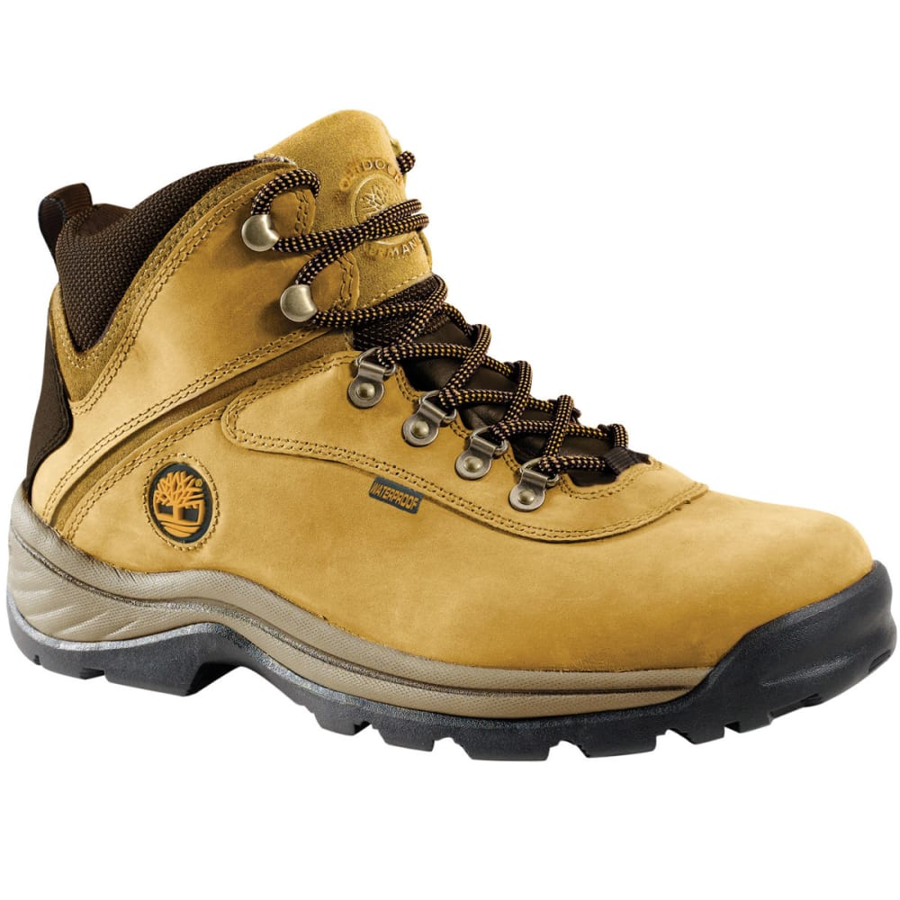 TIMBERLAND Men's White Ledge Mid Hiking Boots - WHEAT