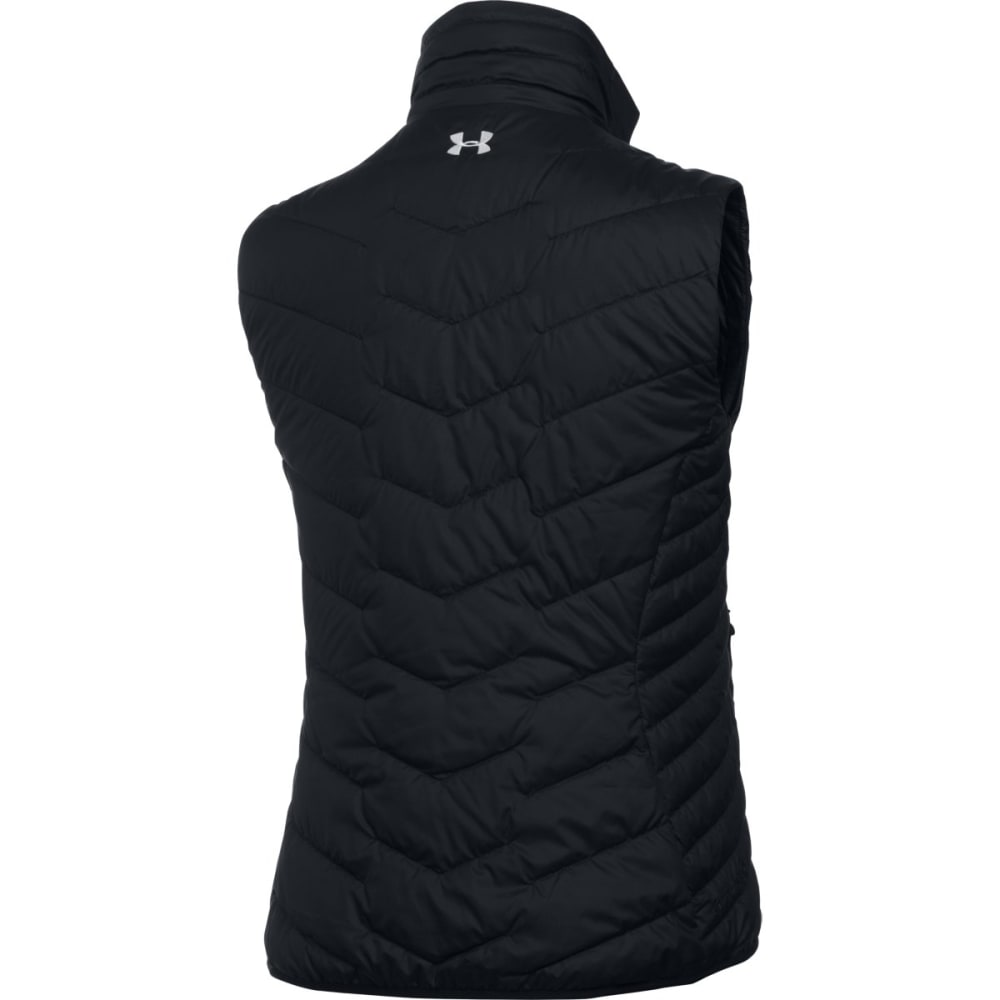 UNDER ARMOUR Women's ColdGear Reactor Vest - -001 BLACK