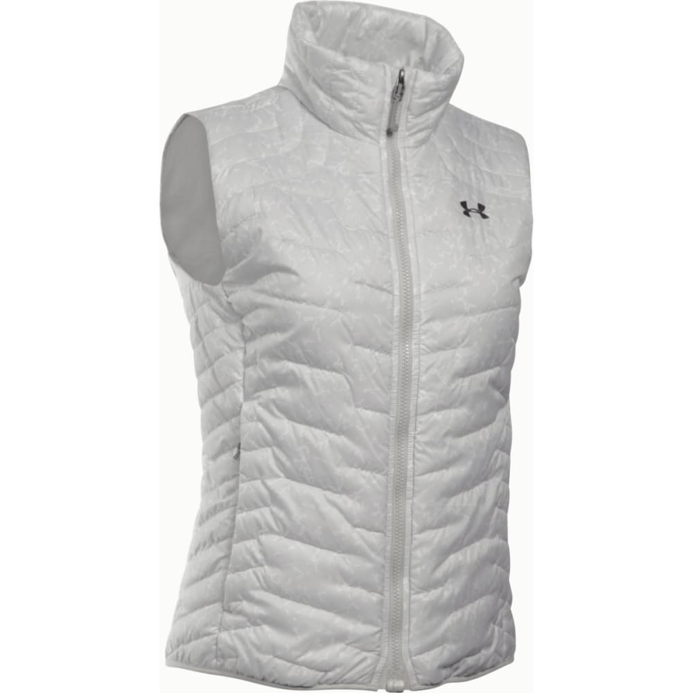 UNDER ARMOUR Women's ColdGear Reactor Vest - -002 GLACIER GREY