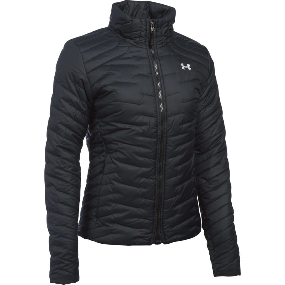 UNDER ARMOUR Women's ColdGear Reactor Jacket - -001 BLACK