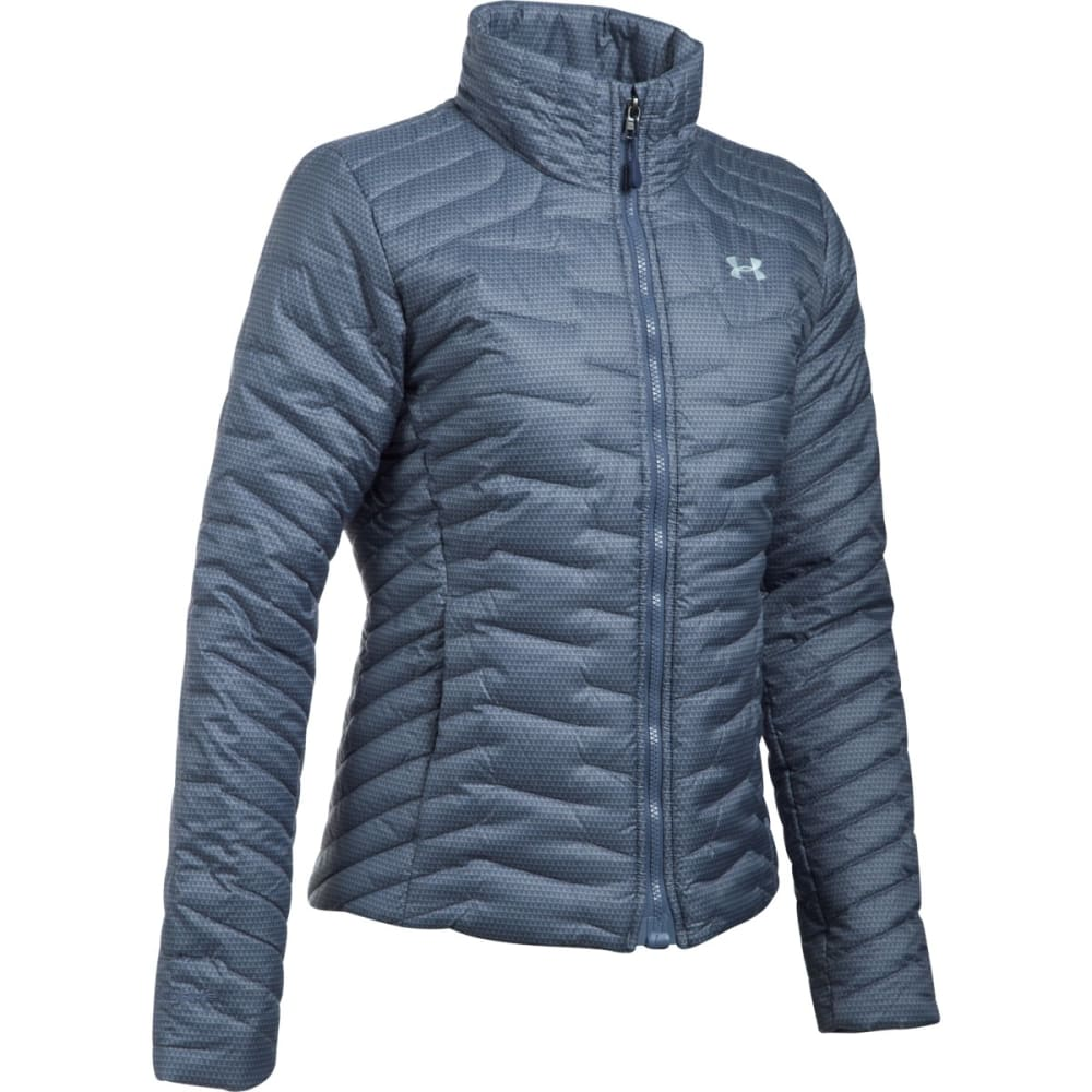 UNDER ARMOUR Women's ColdGear Reactor Jacket - -767 AURORA PURPLE