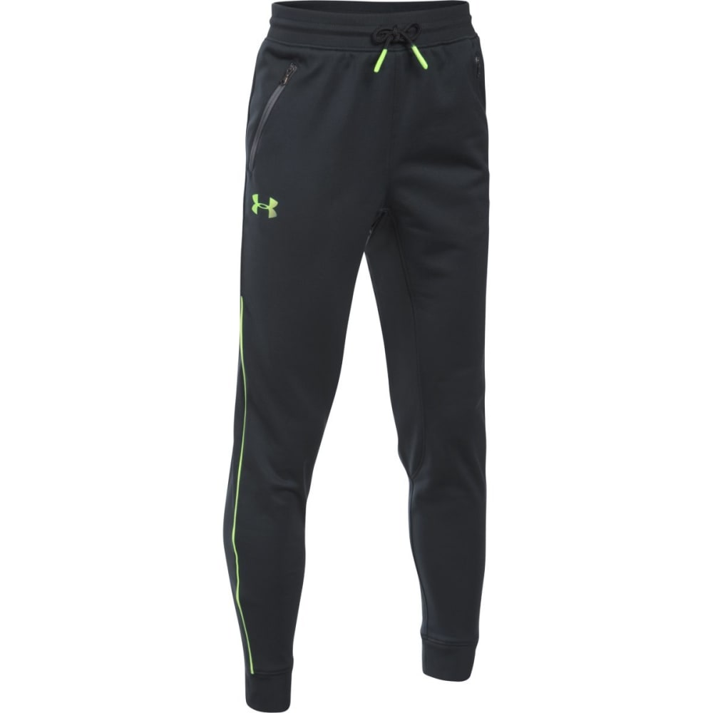 UNDER ARMOUR Boys' Pennant Tapered Pants XS