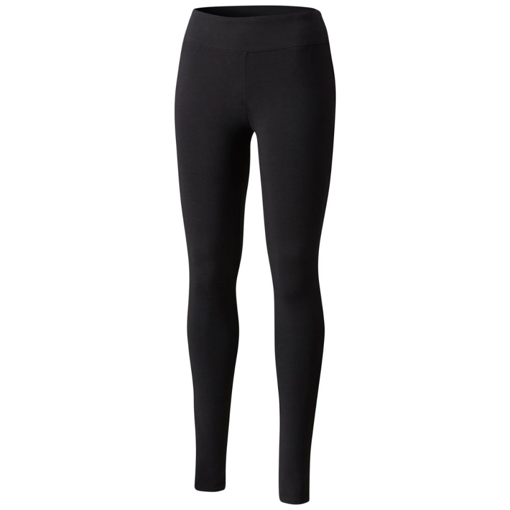 COLUMBIA Women's Anytime Casual Printed Leggings - 013-BLACK