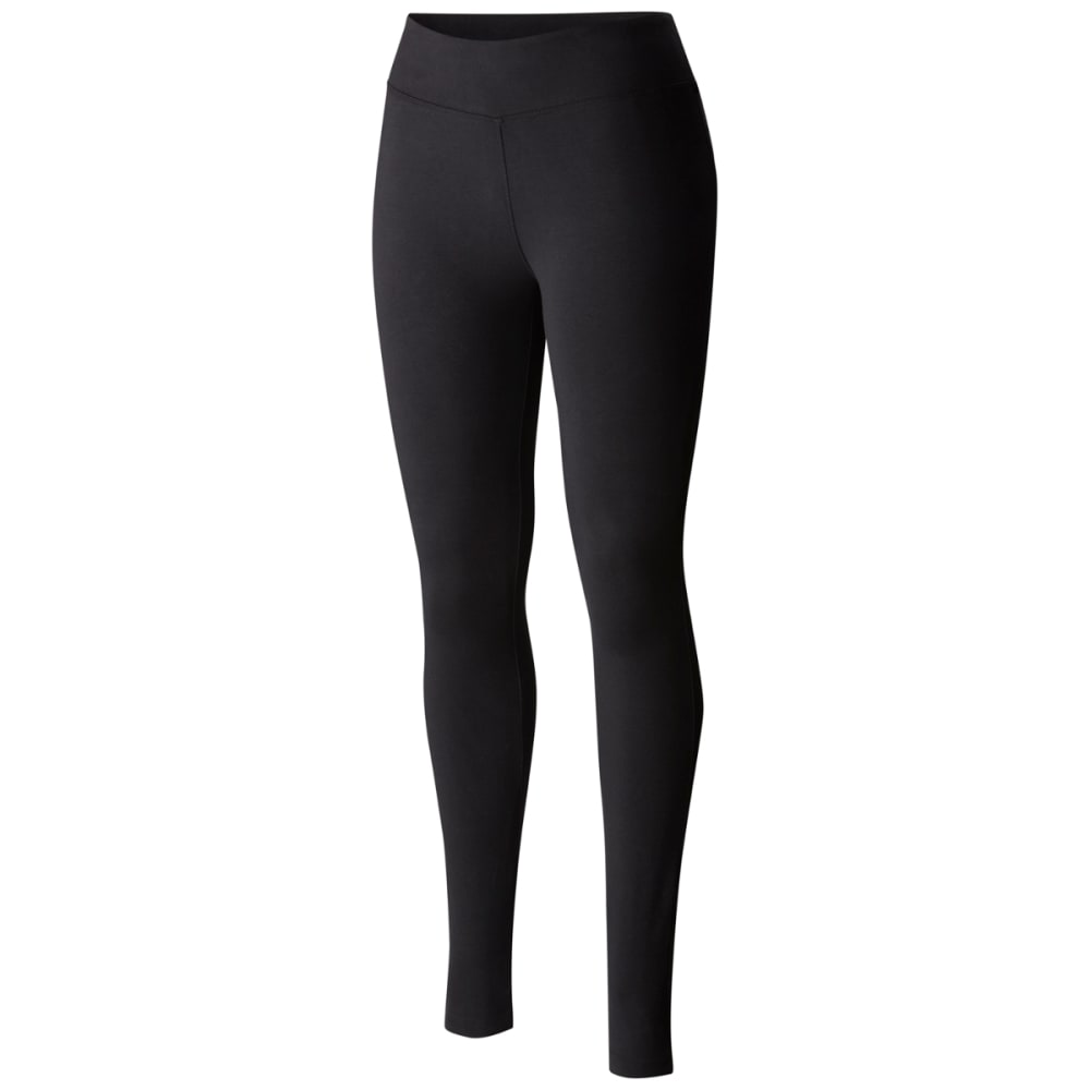 COLUMBIA Women's Anytime Casual Solid Leggings - -010 BLACK