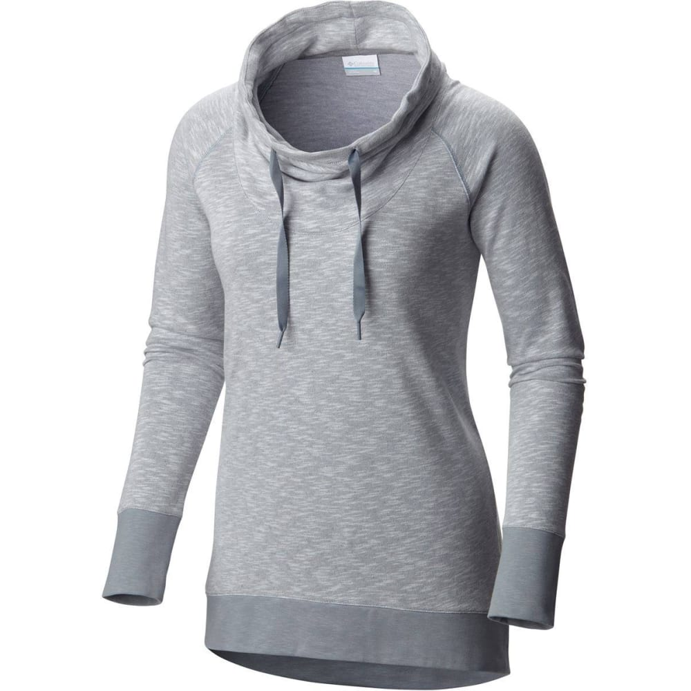 COLUMBIA Women's Down Time Pullover - -032 TRADEWINDS GREY