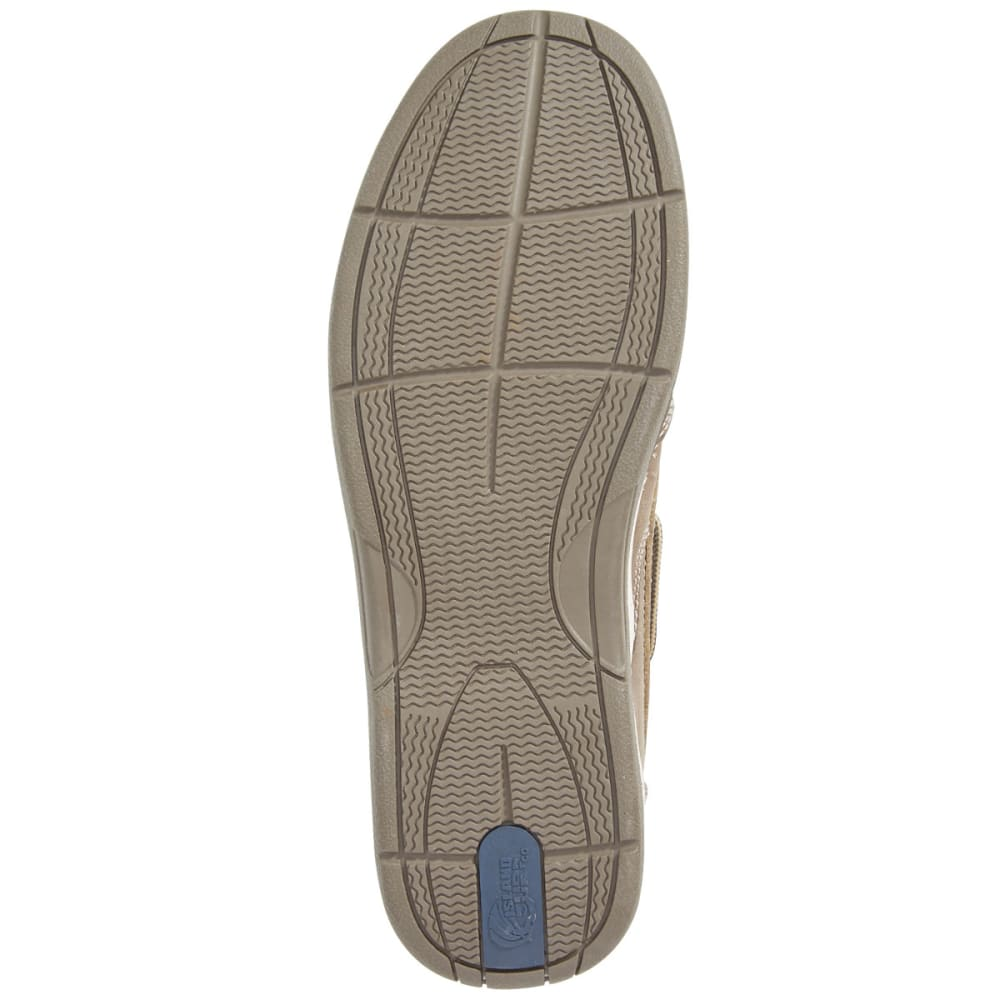 ISLAND SURF Men's Classic Boat Shoe - TAN