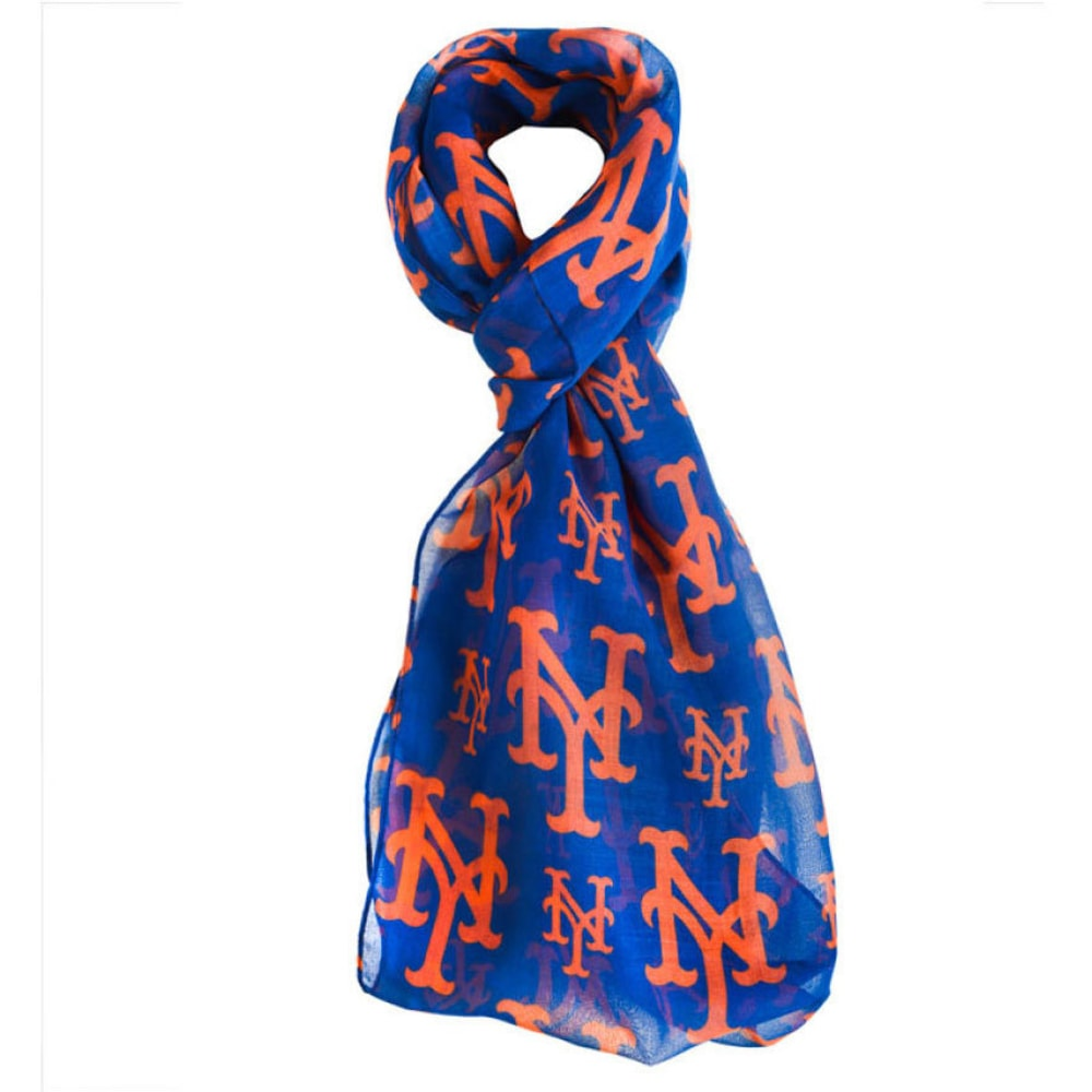 NEW YORK METS Infinity Scarf - ROYAL BLUE