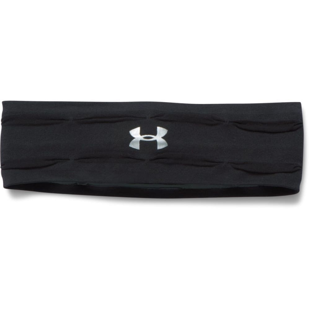 UNDER ARMOUR Women's Perfect Headband - BLACK 001