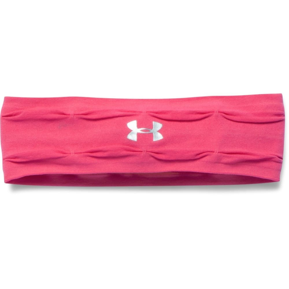 UNDER ARMOUR Women's Perfect Headband - PINK SKY 600