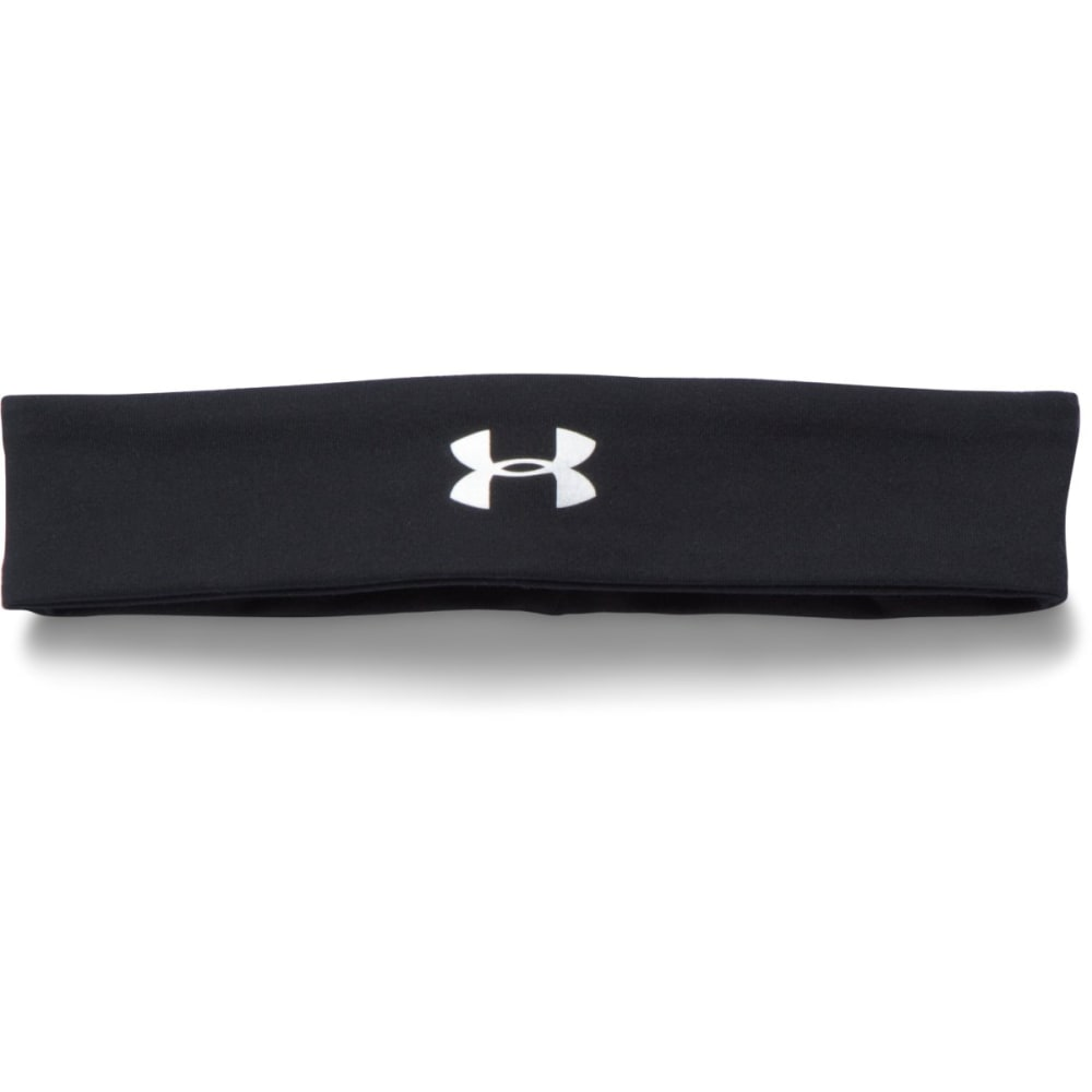 UNDER ARMOUR Women's Studio Performance Headband - BLACK 001