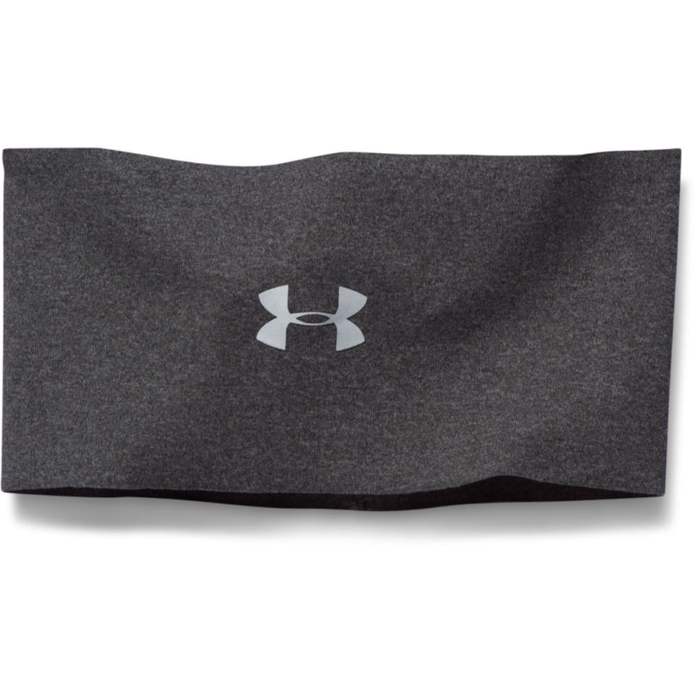 UNDER ARMOUR Women's Boho Headband - CARBON HTR 090