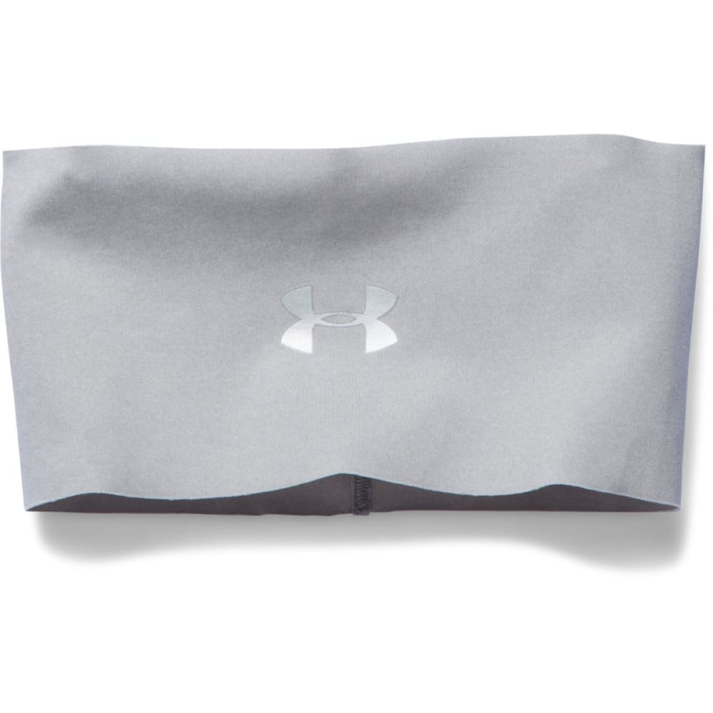 UNDER ARMOUR Women's Boho Headband - TRUE GREY 025