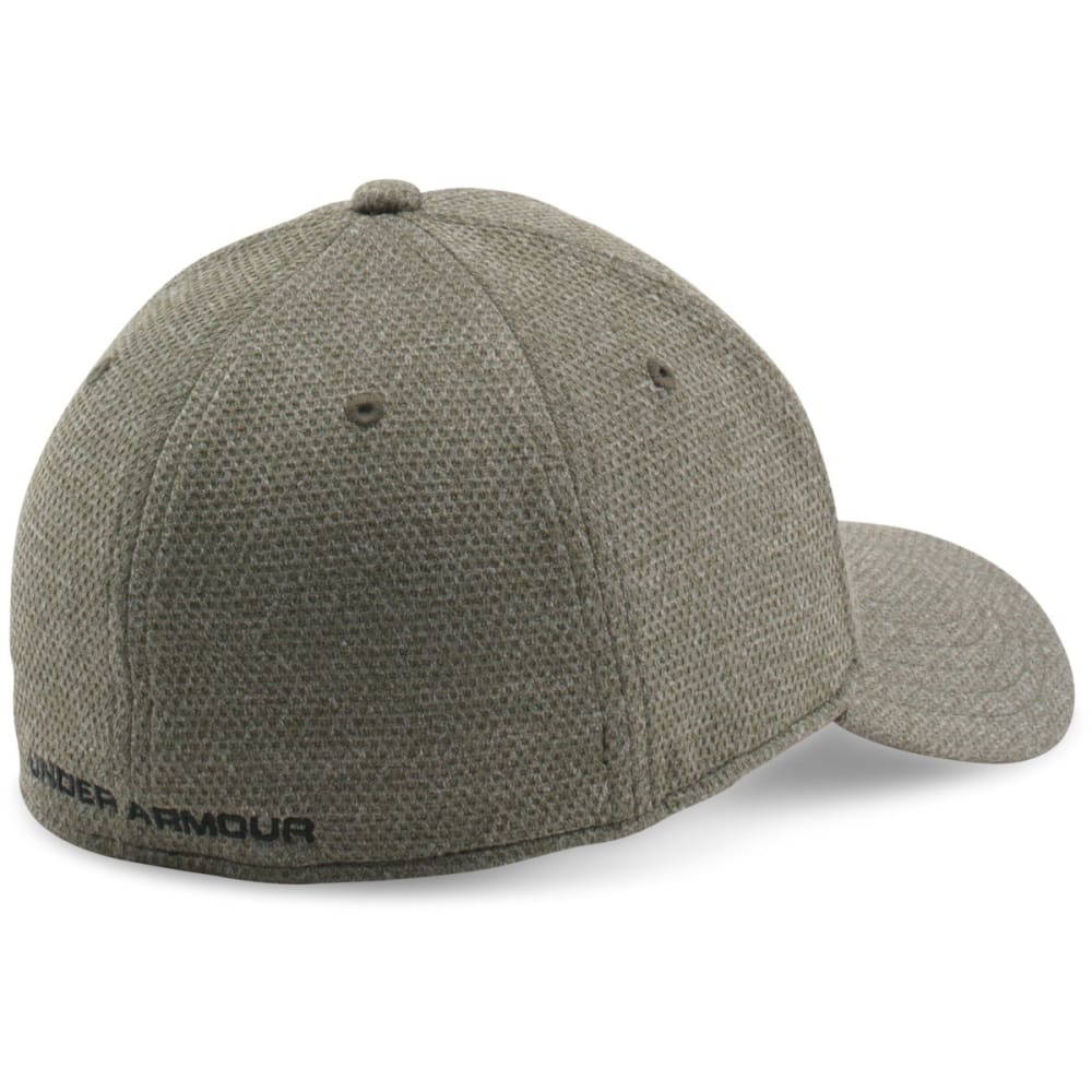 UNDER ARMOUR Men's Blitzing Cap - ARTILLERY HTR/BLK357
