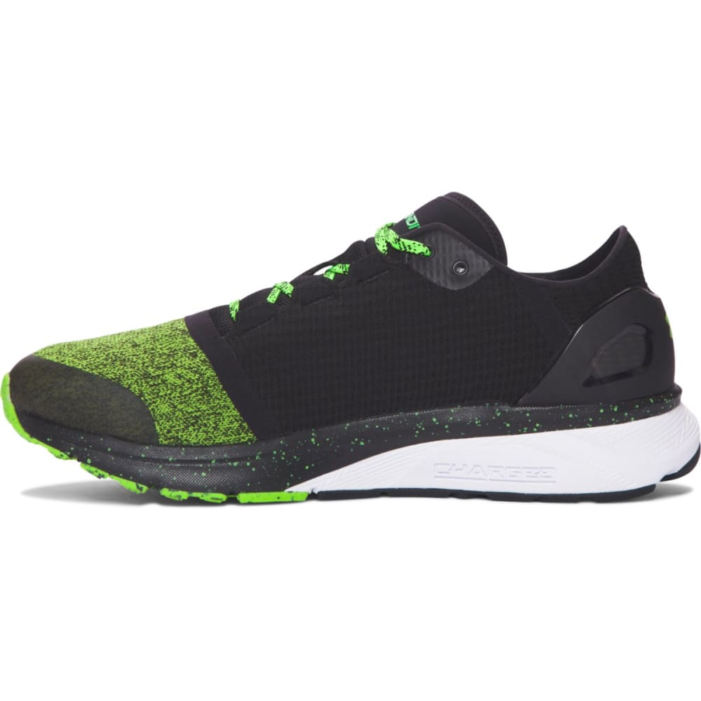 UNDER ARMOUR Men's Charged Bandit 2 Running Shoes - HYPER GREEN