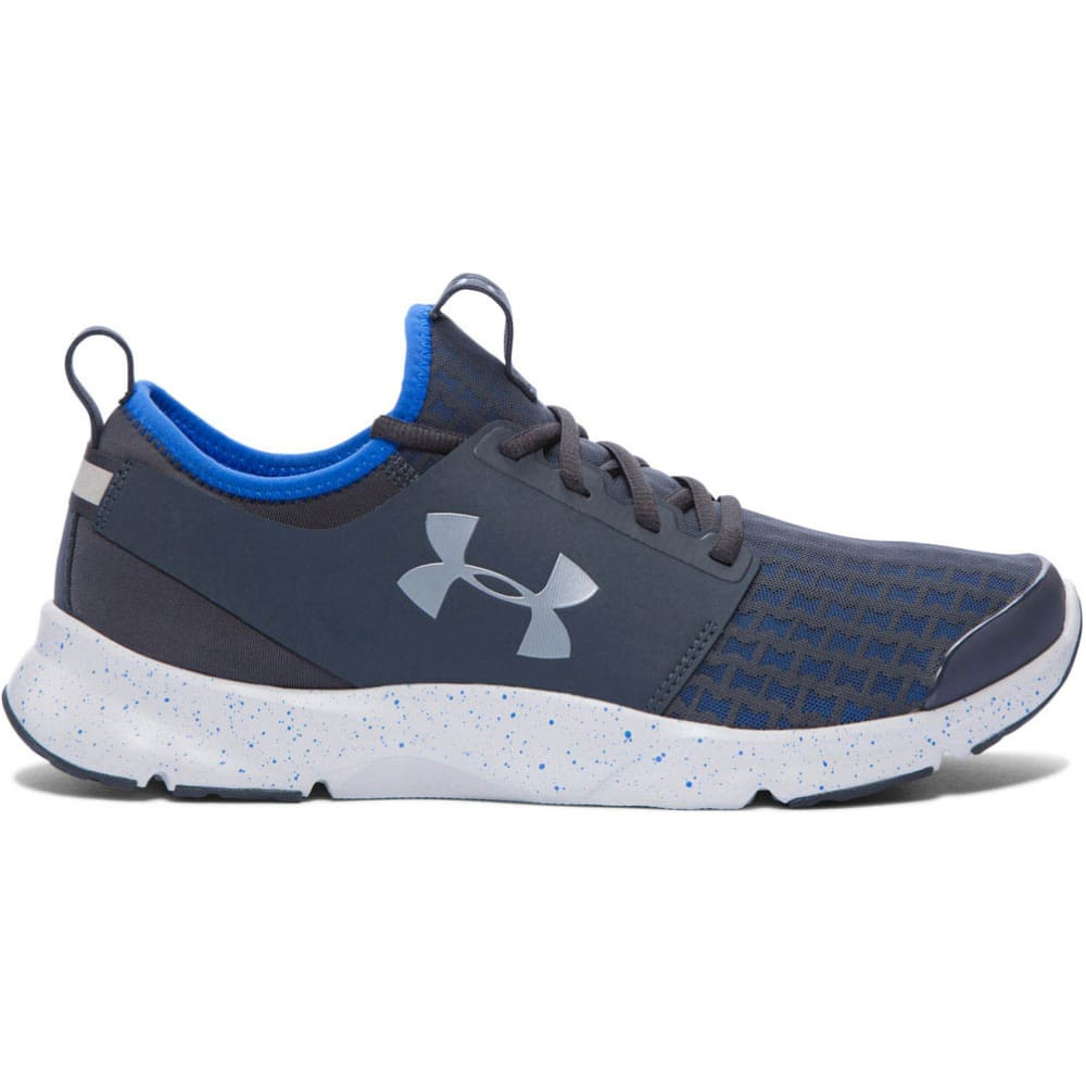 UNDER ARMOUR Men's Drift Running Shoes - STEALTH GRY