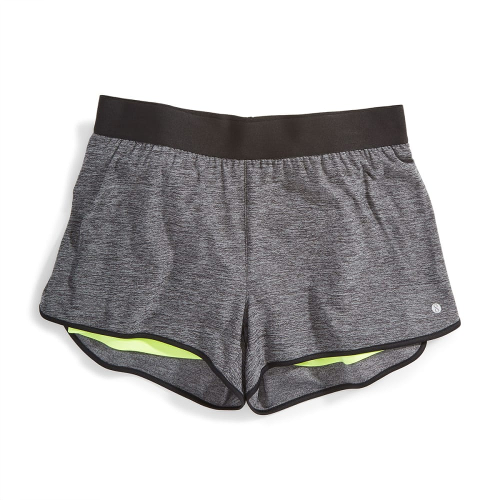 LAYER 8 Women's Rally 1 Knit Shorts S