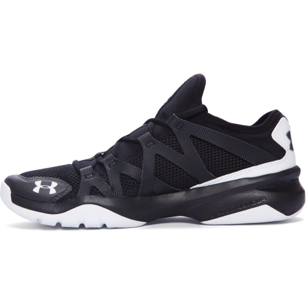 UNDER ARMOUR Men's Charged Phenom 2 Training Shoes - BLACK