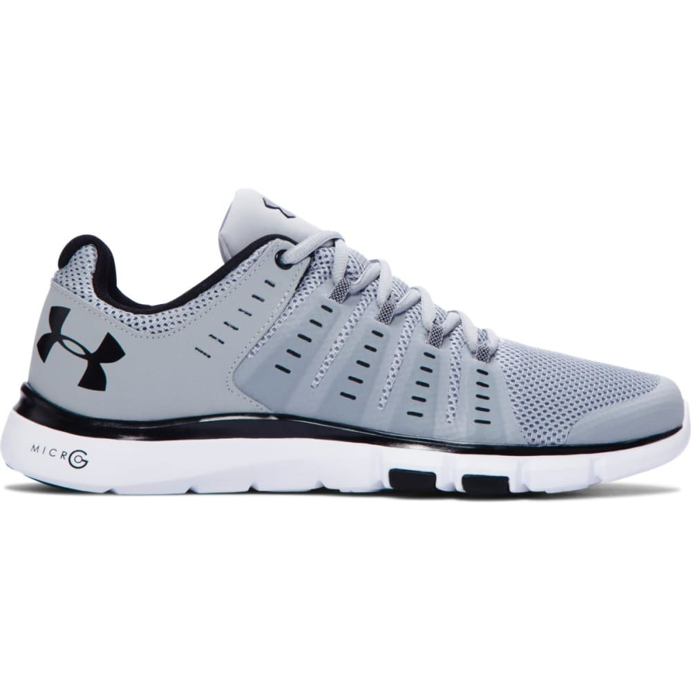 UNDER ARMOUR Men's Micro G Limitless 2 Training Shoes - OVERCAST GREY