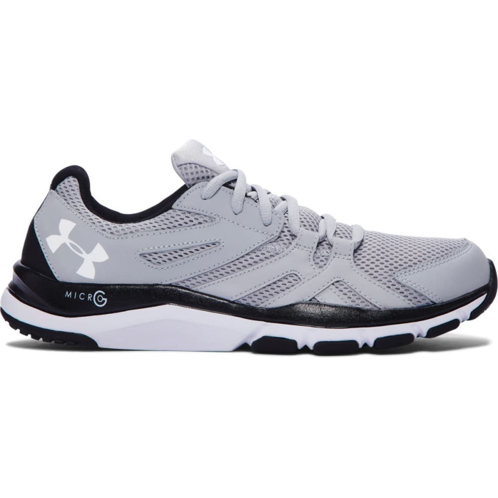 UNDER ARMOUR Men's Strive 6 Training Shoes - OVERCAST GREY